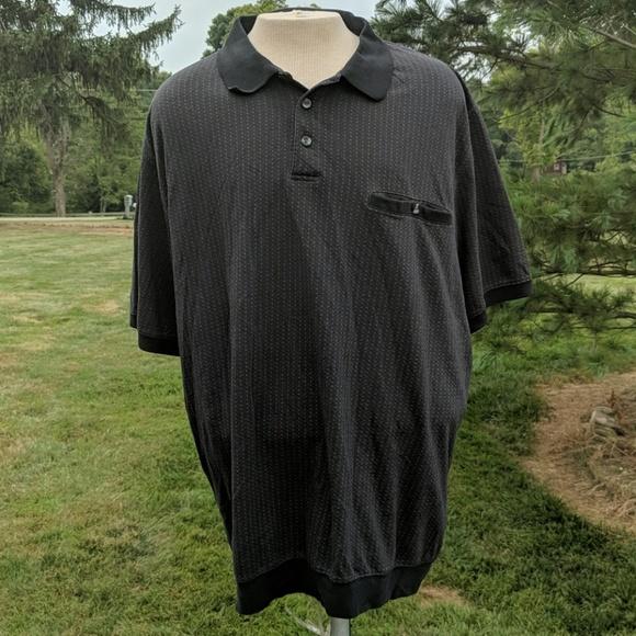 CANYON RIDGE Polo Shirt w/ pocket Men 4XL